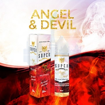 Aroma Concentrato Angel & Devil 20ml Grande Formato - Super Flavor