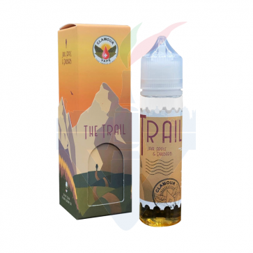Aroma Concentrato The Trail 20ml Grande Formato - Clamour Vape