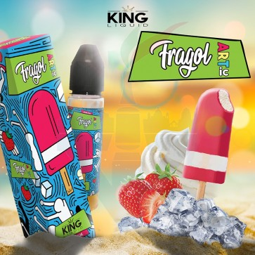 Aroma Concentrato Fragol Artic 20ml Grande Formato - King Liquid