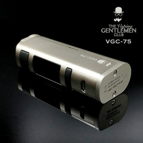 VGC-75 75w - The Vaping Gentlemen Club