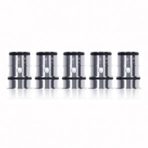 Testine Coil di Ricambio Tigon 0,4 Ohm Confezione da 5 Pezzi - Aspire