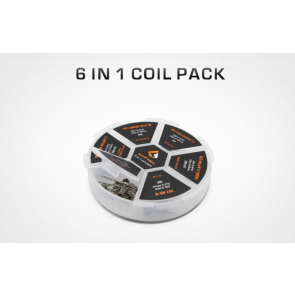Pacchetto Coil Pronte 6 in 1 - Geek Vape