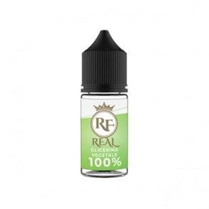 Glicerina Vegetale 30ml - Real Flavors