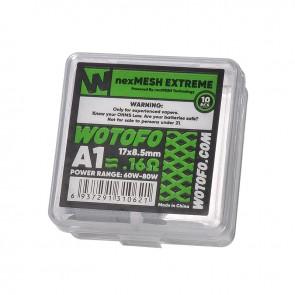 Profile 1.5 nexMESH Extreme Confezione da 10 Pezzi - Wotofo