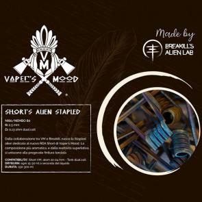 Short's Alien Stapled - Breakill's Alien Lab x Vaper's Mood