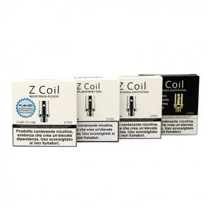 Testine Coil di Ricambio Z-Coil Confezione da 5 pezzi - Innokin