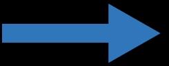 freccia blu